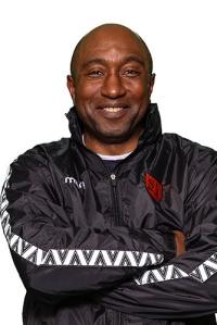 Derrick Clarke, Kit & Equipment Manager