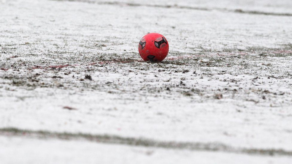 Frosty Pitch Inspections