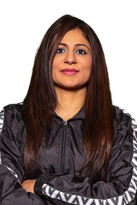 Hina Chaudhry, Assistant Welfare Officer